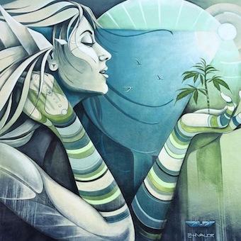 Green Goddess...