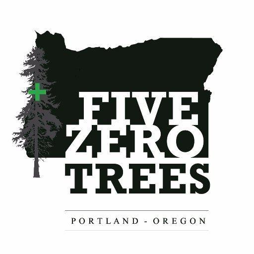 Five Zero Trees...