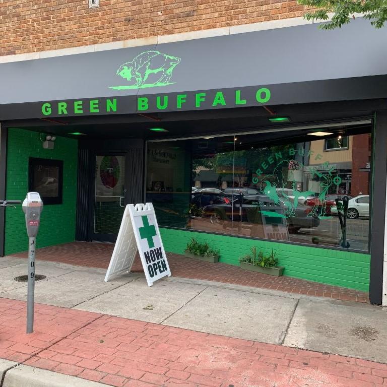 Green Buffalo -...