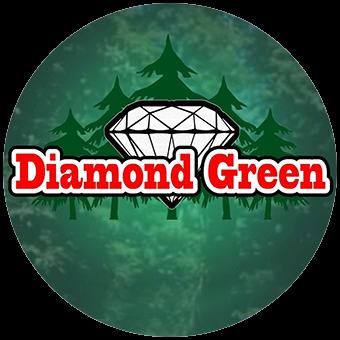 Diamond Green...