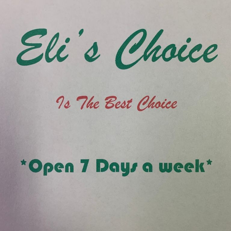 Eli's Choice