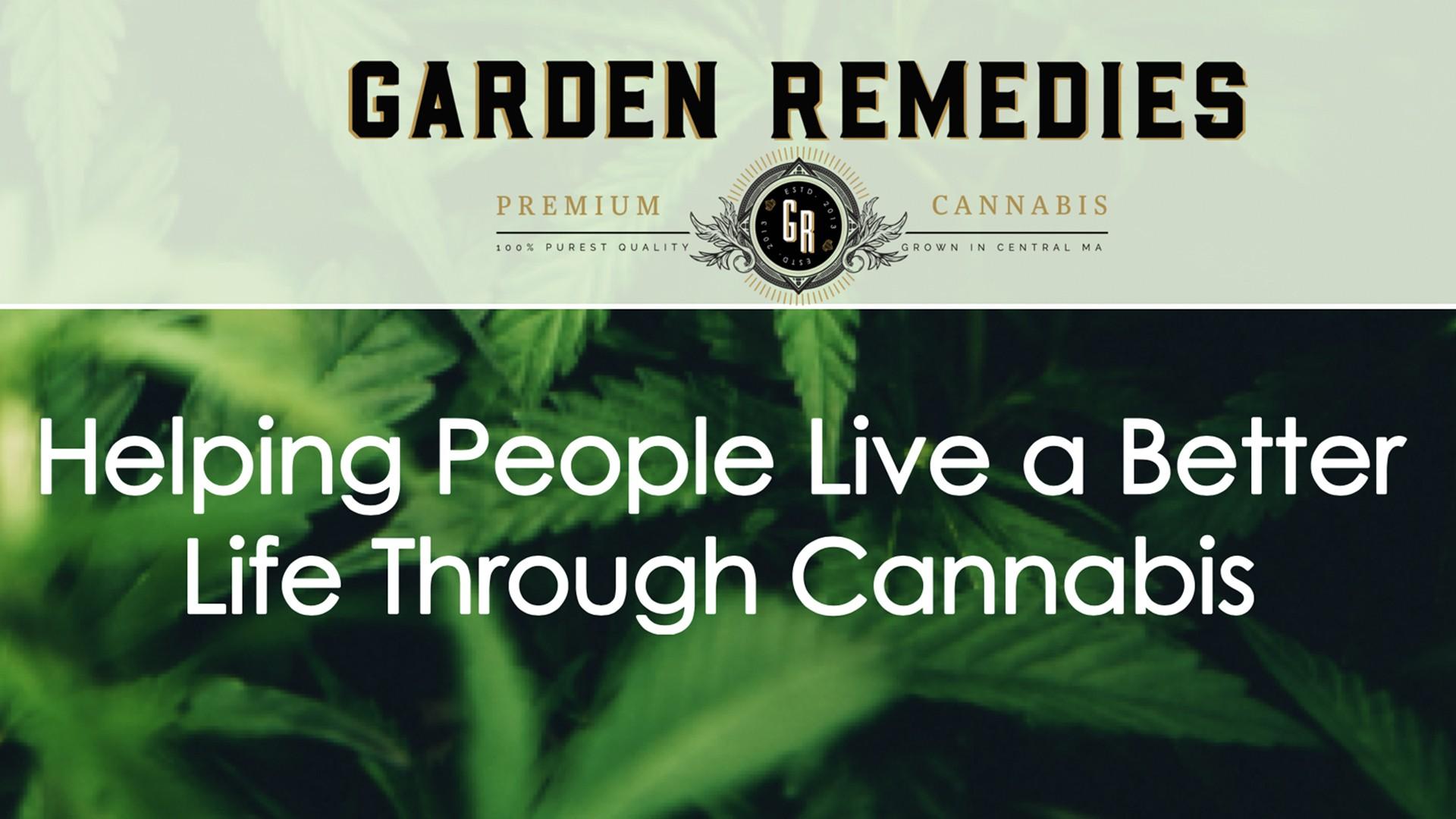 Garden Remedies Marlborough Med Info Leafly