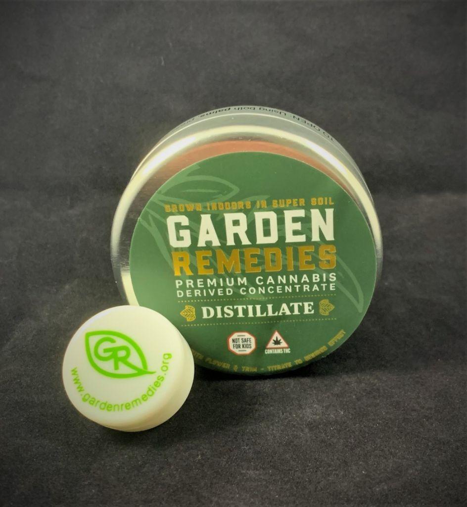 Garden Remedies Marlborough Med Menu Leafly