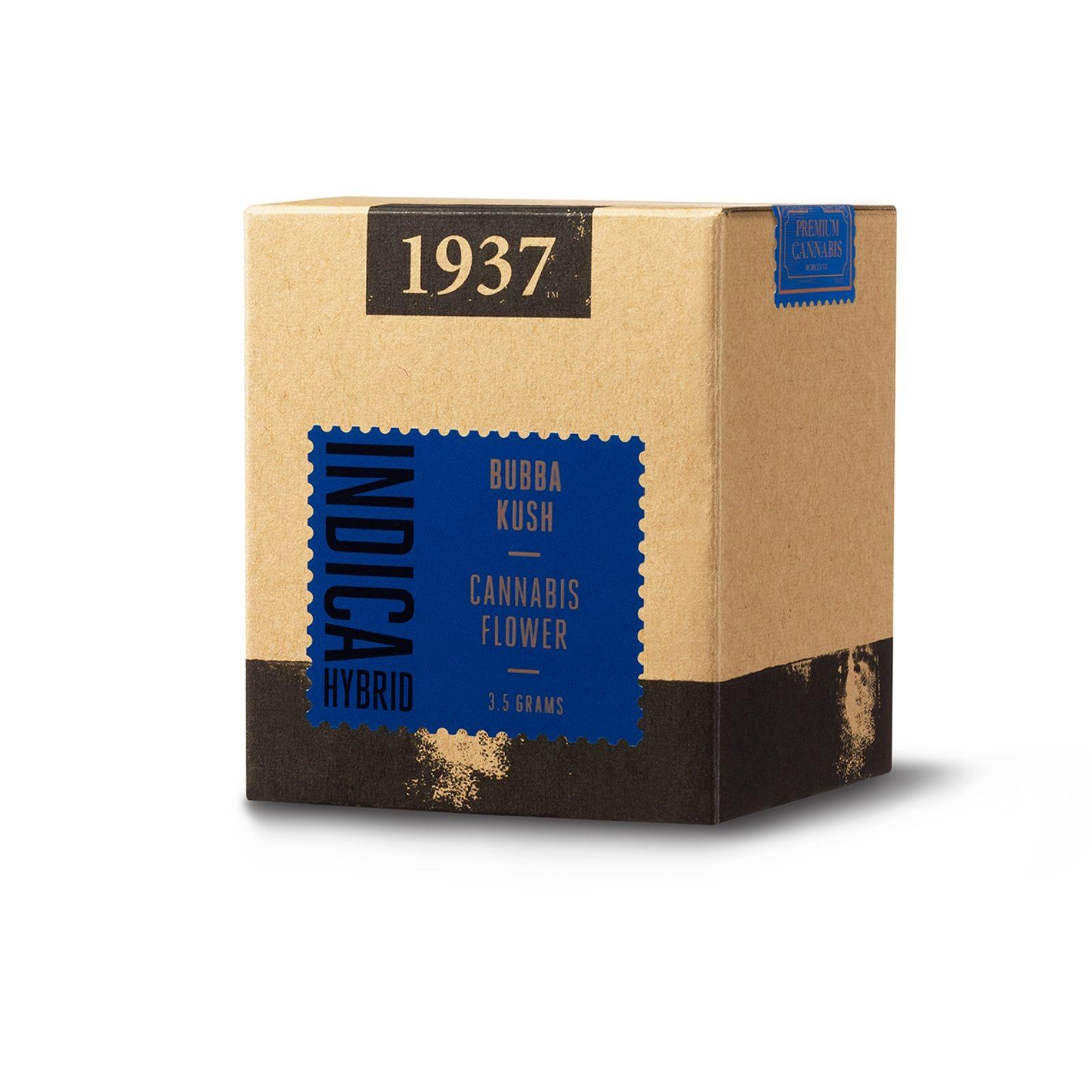 1937 - Bubba Kush | Leafly